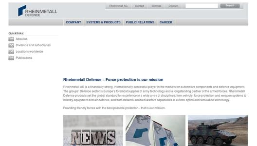 "Weitere Infos zu ""Rheinmetall receives order from South Korea"""