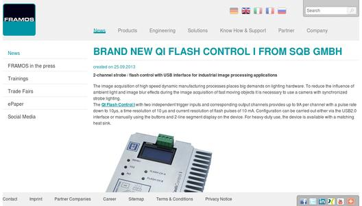 QI Flash Control I