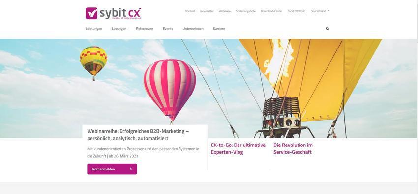 Sybit GmbH - Excellence in Customer Experience