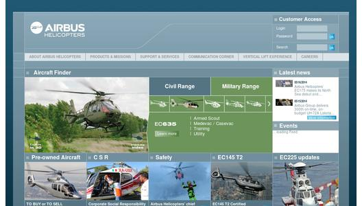"Weitere Infos zu ""Airbus Helicopters introduces more personalization to its Hermès designed EC135 aircraft"""