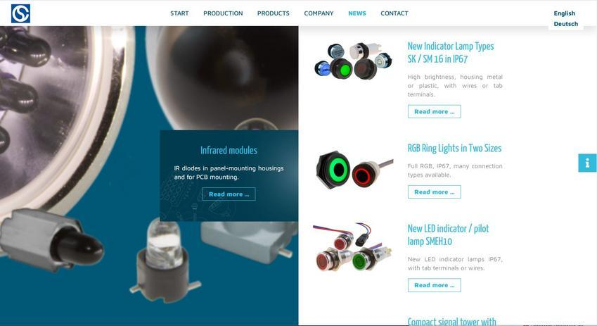 Find more LED innovations on the website of Signal-Construct.