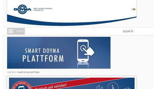 Smart DOYMA Plattform