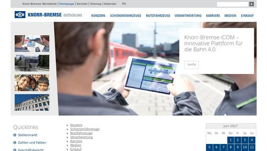 "Weitere Infos zu ""Knorr-Bremse and LB Foster cooperating on wheel flange lubrication systems"""