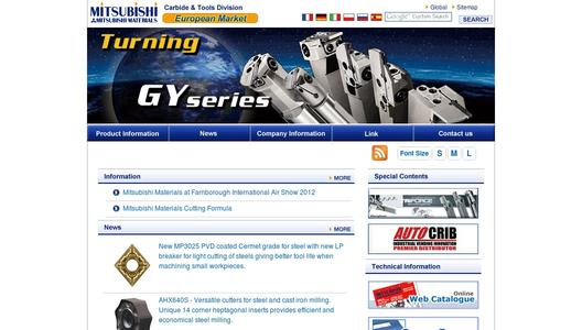 Everything about carbide cutting tools from  Mitsubishi Materials
