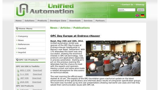 News Unified Automation
