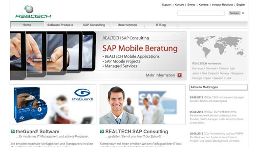 "Weitere Infos zu ""REALTECH liefert Expert Guided Sessions für SAP Solution Manager"""