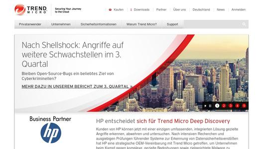 "Weitere Infos zu ""Trend Micro im ""Gartner Magic Quadrant for Endpoint Protection Platforms"" als ""Leader"" eingestuft"""