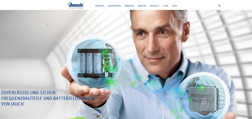 Jauch-Website