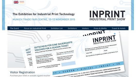 More information on InPrint 2015