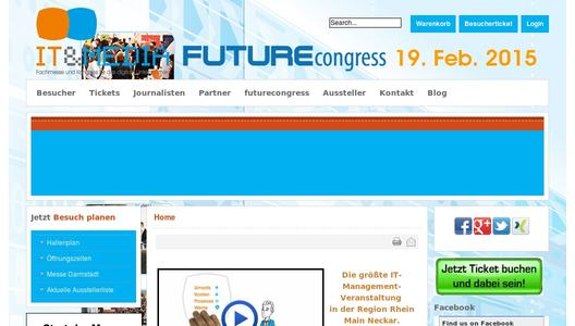 IT & Media FUTUREcongress 2015
