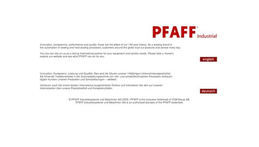 "Weitere Infos zu ""Innovative PFAFF solutions for manufacturing filters"""