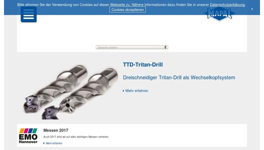 "Weitere Infos zu ""MEGA-Drill-Steel-Plus: 50 percent longer drilling with significantly higher performance"""