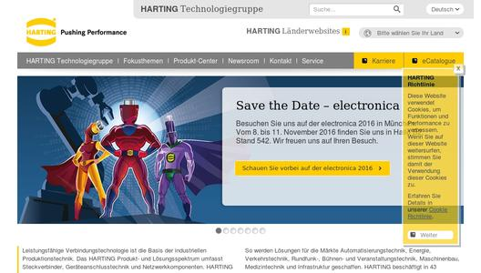"Weitere Infos zu ""HARTING takes the gold for social responsibility"""