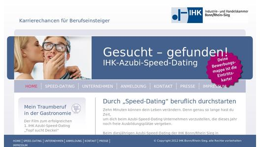 ihk bonn azubi speed dating