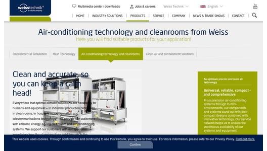 "Weitere Infos zu ""Clean room monitoring and batch tracking"""