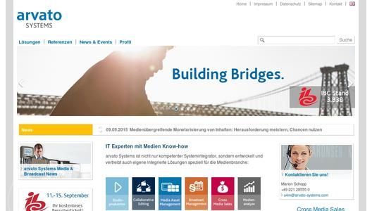 Website S4M arvato Systems
