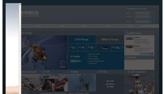 "Weitere Infos zu ""Airbus Helicopters creates a shared portal for its partners"""