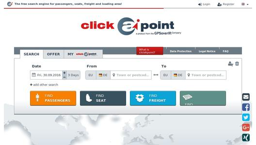 "Weitere Infos zu ""clickApoint.com becomes multilingual"""