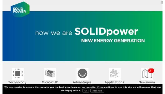 "Weitere Infos zu ""Stationary fuel cells: Guido Gummert leaves the SOLIDpower Group"""