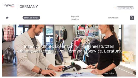"Weitere Infos zu ""Ingenico Group and Alipay Partner to Provide Both Online and In-Store Payment Solutions to Europe-wide Acquirers and Merchants"""