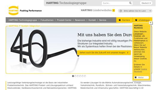 "Weitere Infos zu ""HARTING Technology Group opens plant in Mexico"""