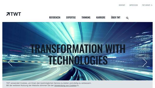 TWT Setzt Digitalstrategie Für GEFA BANK Um