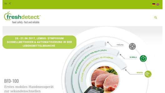 "Weitere Infos zu ""Sandra Kremer leitet Marketing & Kommunikation bei FreshDetect"""