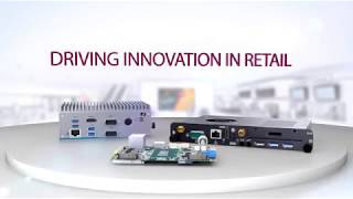 Axiomtek - OPS Signage Player, Embedded System and Embedded Board for Smart Retail