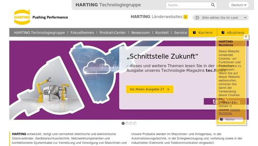 "Weitere Infos zu ""HARTING products on the road to Industry 4.0"""