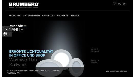"Weitere Infos zu ""Flexible lighting design with products from Brumberg"""
