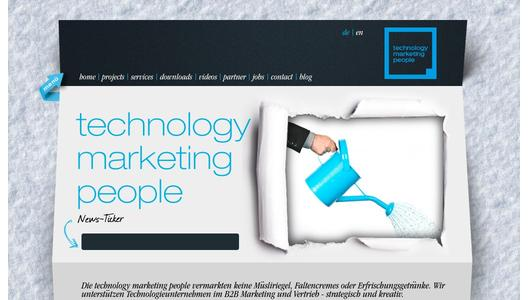 technology marketing people gmbh
