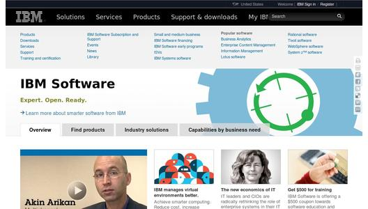 "Weitere Infos zu ""IBM Advances Storage Capabilities with Acquisition of Butterfly Software"""