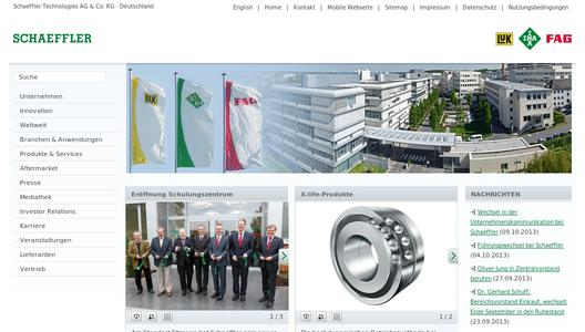 "Weitere Infos zu ""Personnel Changes in Corporate Communication at Schaeffler"""
