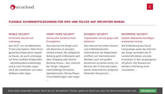 "Weitere Infos zu ""AV-TEST honours Secucloud's innovative security concept with its Innovation Award"""