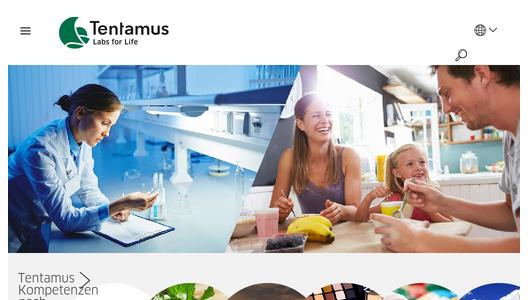 "Weitere Infos zu ""Tentamus Group GmbH eröffnet das ""Global Center of Excellence for Food Fraud"""""