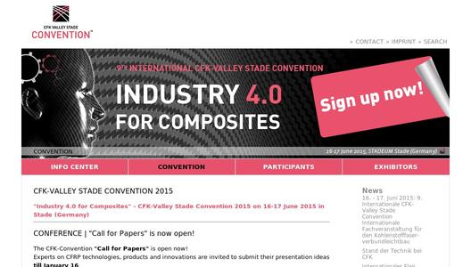 "Weitere Infos zu ""9. Internationale CFK-Valley Stade Convention,  16. + 17. Juni 2015"""