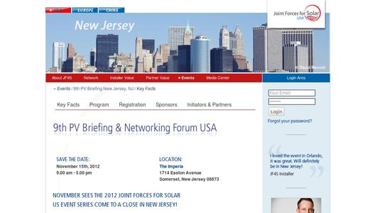 "Weitere Infos zu ""New Jersey: Driving Solar Growth on the US East Coast?"""