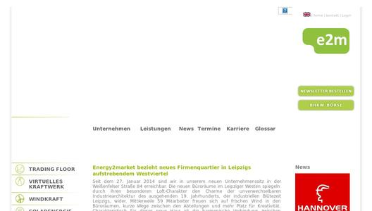 "Weitere Infos zu ""e2m and encadi: Intelligently Connecting Energy"""
