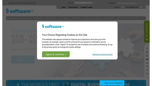 "Weitere Infos zu ""Software AG Unveils Digital Assessment for Businesses"""