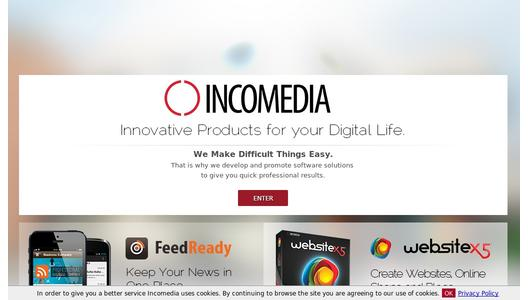 "Weitere Infos zu ""Incomedia Partners with Mindscape to bring WebSite X5 to the Australian market"""