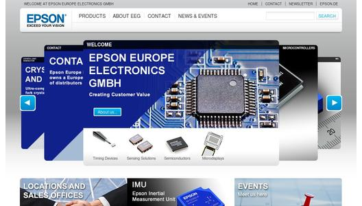 "Weitere Infos zu ""Epson launches first product S1C17W22 from its new ultra-low power 16-bit Flash microcontroller family"""