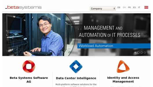 "Weitere Infos zu ""Beta Systems Unveils New Version 4.4 of the Beta UX Output Management and Archive Suite"""