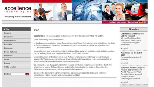 Website Accellence Technologies GmbH