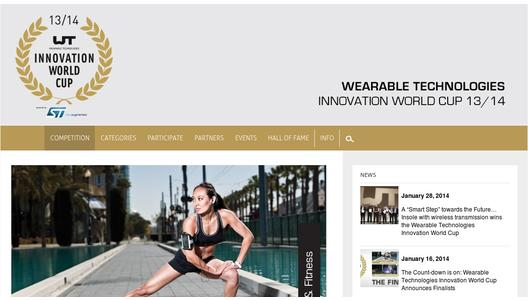 Wearable Technologies Innovation World Cup