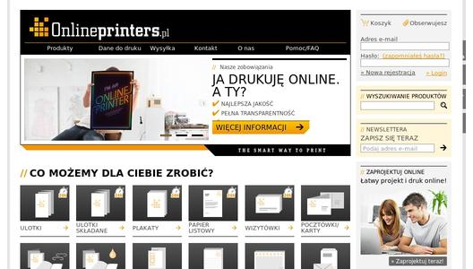 "Weitere Infos zu ""New online shop onlineprinters.pl offers free delivery to Poland"""