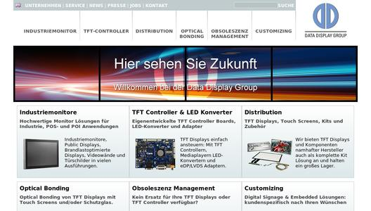 "Weitere Infos zu ""Tianma NLT TFT Displays now at Distec"""