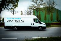 New: plug-in hybrid van from QUANTRON