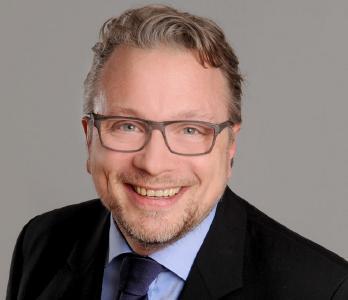 Thomas Schuchardt, CFO Gigaset AG