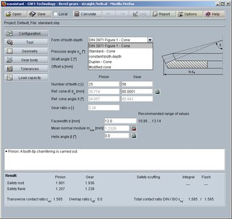 Calculation Software for Machine Elements with Four New Modules and Extended Functions