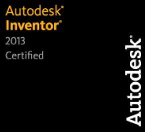 CADENAS PARTsolutions ist offiziell für die neue Version 2013 des CAD Systems Autodesk Inventor zertifiziert worden